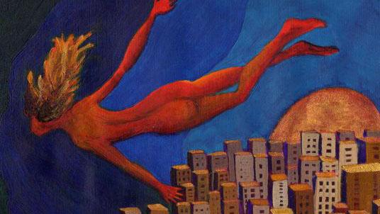 «Pensar era inútil como desesperarse…» por Horacio D'Amico