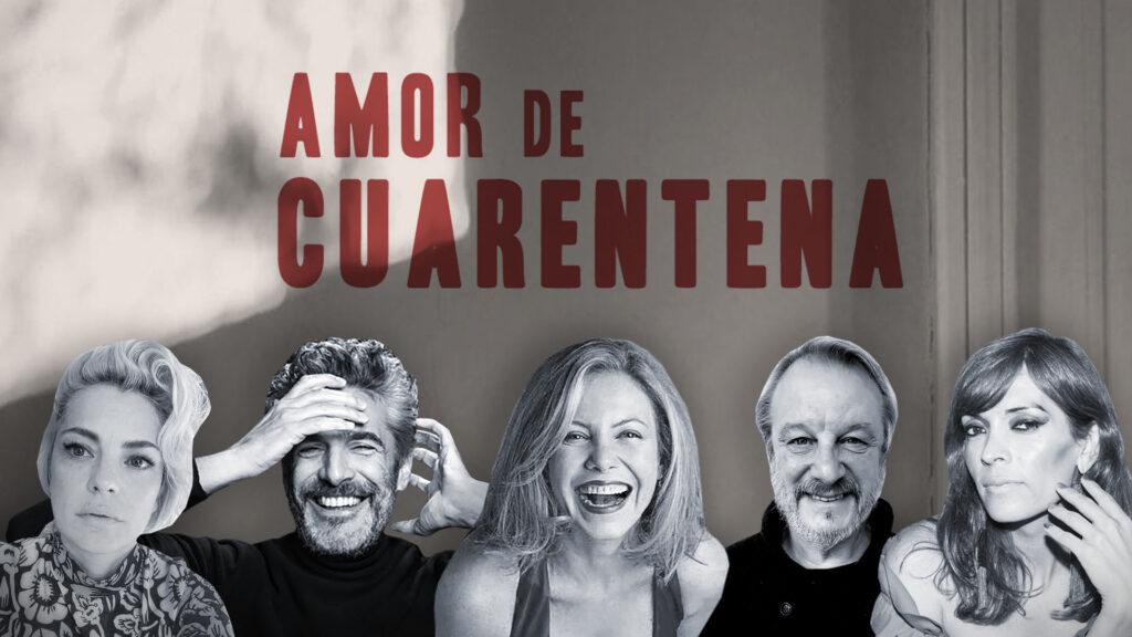 AMOR DE CUARENTENApor Ana Sol Sikic